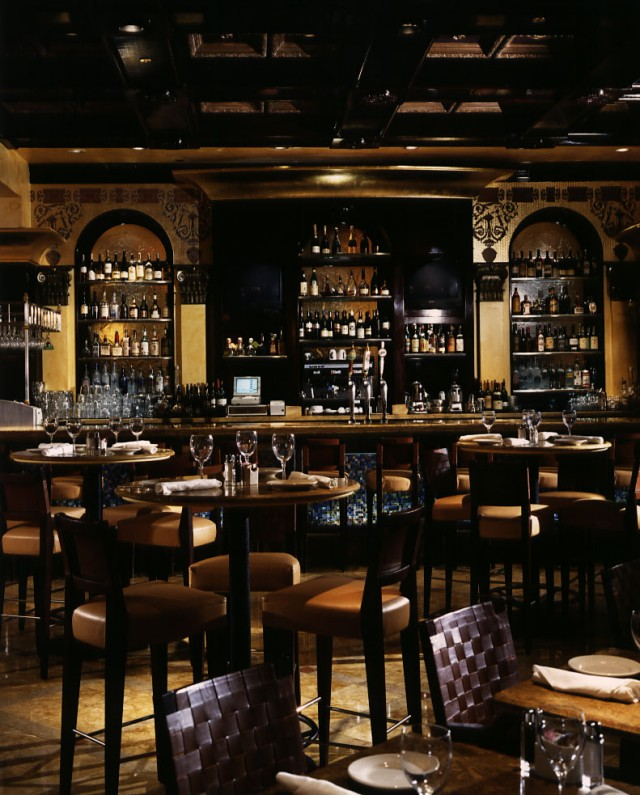 Lucifer Lux: Restaurant Millwork Projects Completed By Pacific Westline